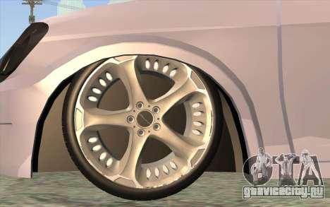 Chevrolet Celta 2010 для GTA San Andreas вид сзади слева