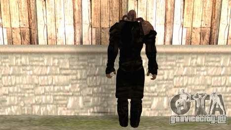 Nemesis для GTA San Andreas второй скриншот