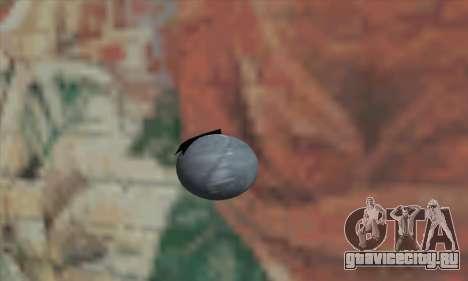 Граната из Star Wars для GTA San Andreas второй скриншот