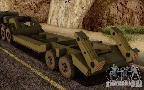 ЧМЗАП-5247Г для GTA San Andreas