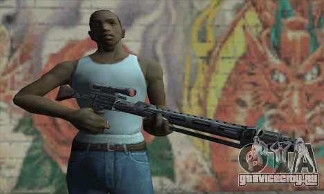 Снайперская винтовка из Star Wars для GTA San Andreas третий скриншот