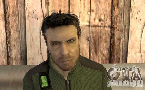 Сэм Фишер для GTA San Andreas третий скриншот