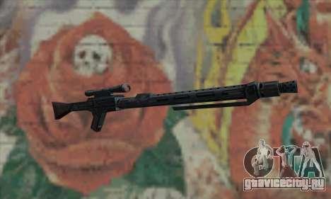 Снайперская винтовка из Star Wars для GTA San Andreas