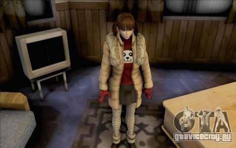 Lei из Dead or Alive 5 для GTA San Andreas второй скриншот