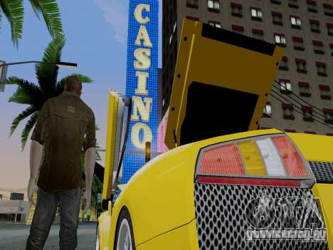 Clay Kaczmarek ACR для GTA San Andreas второй скриншот