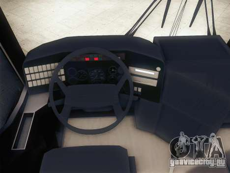 Man 14.220 (Santarosa Exfoh) - Victory Liner 210 для GTA San Andreas вид справа