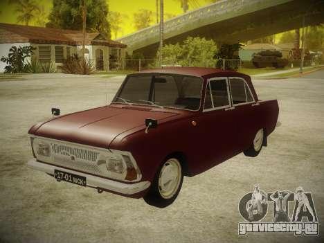 ИЖ 412 v.1 для GTA San Andreas