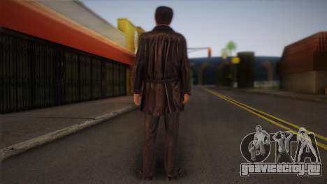 Max Payne Skin для GTA San Andreas второй скриншот