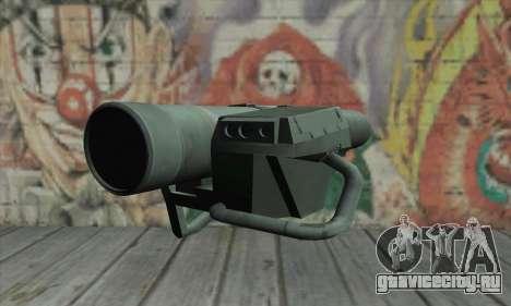 Bazooka для GTA San Andreas