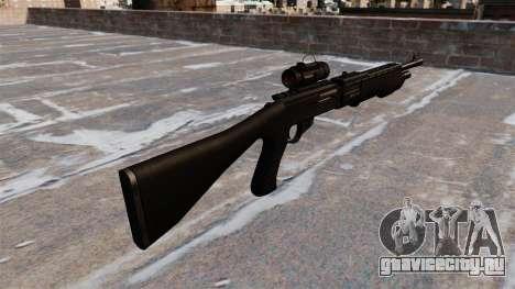 Тактическое ружьё Franchi SPAS-12 для GTA 4 второй скриншот