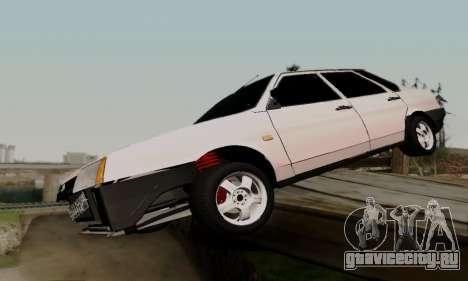 ВАЗ 21099 Бродяга для GTA San Andreas вид сбоку
