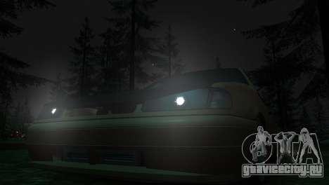ВАЗ 2113 для GTA 4 вид сзади