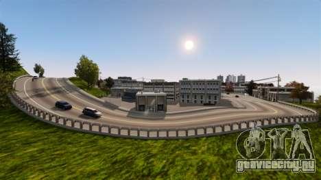 Город без названия для GTA 4 шестой скриншот