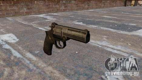 Револьвер MP-412 MW3 для GTA 4