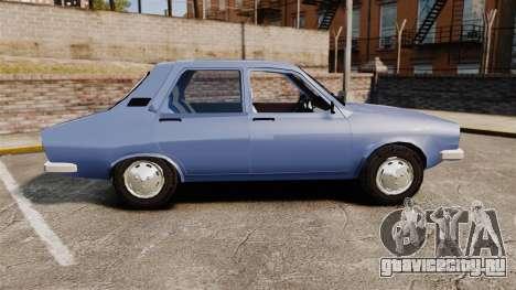 Renault 12 Toros v2.0 для GTA 4 вид слева