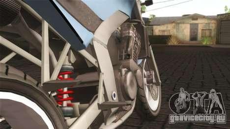 Ducati FRC900 v3 для GTA San Andreas вид сзади слева