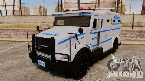 Enforcer LCPD [ELS] для GTA 4