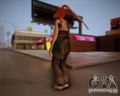 Jar Jar Binks для GTA San Andreas второй скриншот