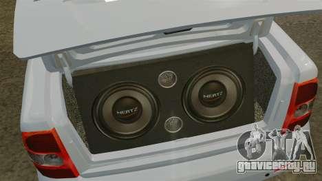 ВАЗ-2170 Priora для GTA 4 вид сбоку
