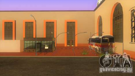 Автовокзал в Лос-Сантосе для GTA San Andreas второй скриншот