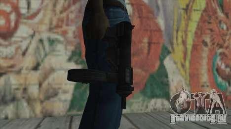 MP5 из Fallout New Vegas для GTA San Andreas третий скриншот