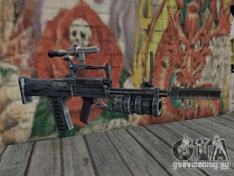 Винтовка из  S.T.A.L.K.E.R. для GTA San Andreas