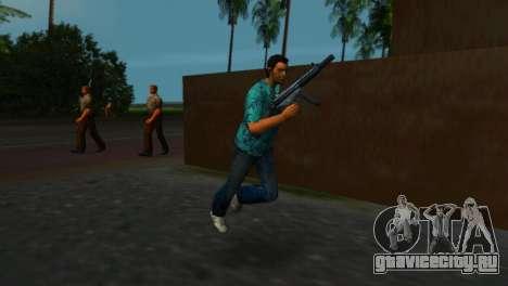 MP5SD для GTA Vice City второй скриншот