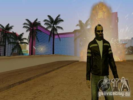 Trevor Phillips для GTA San Andreas второй скриншот
