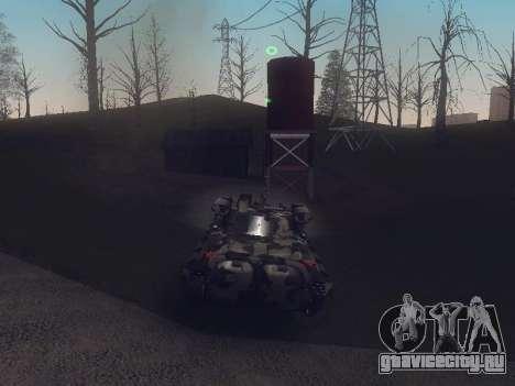 БМП-2 для GTA San Andreas вид справа