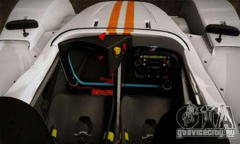 Caterham-Lola SP300.R для GTA San Andreas вид сбоку
