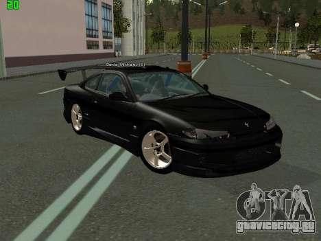 Nissan Silvia S15 Tuning для GTA San Andreas