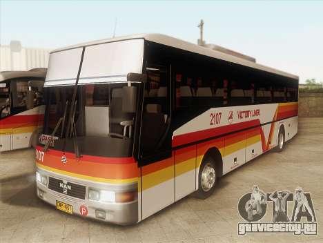 Man 14.220 (Santarosa Exfoh) - Victory Liner 210 для GTA San Andreas
