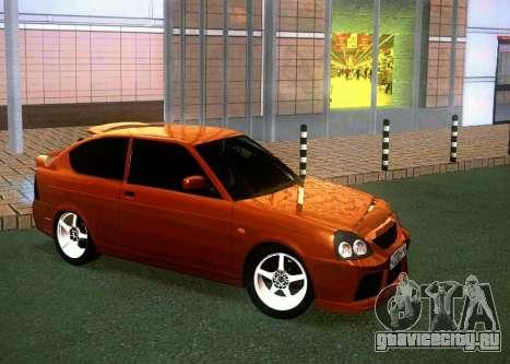 ВАЗ 2172 Coupe Sport для GTA San Andreas