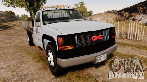 GMC Flatbed [ELS] для GTA 4