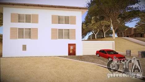 Daewoo Lanos для GTA San Andreas вид справа