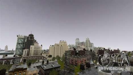 Погода Берлина для GTA 4 третий скриншот