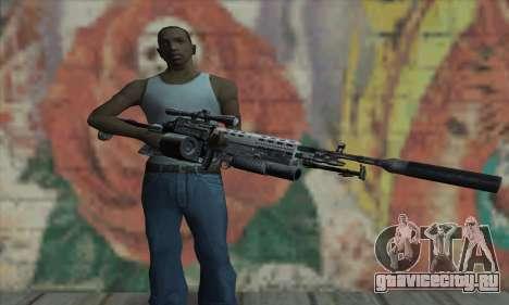 MK14 для GTA San Andreas третий скриншот