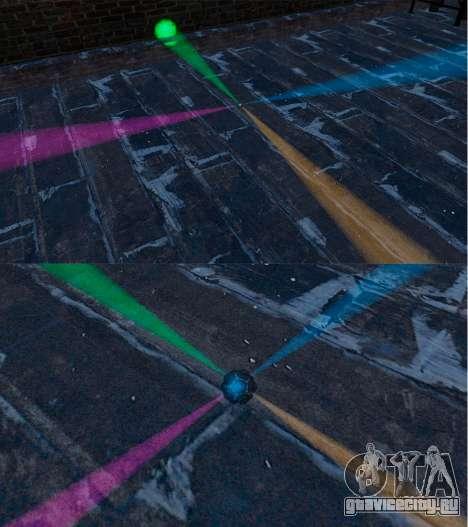 Диско-граната для GTA 4 второй скриншот