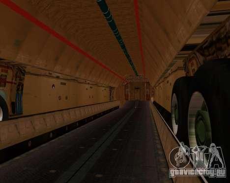 Ил-76ТД ИлАвиа для GTA San Andreas вид сбоку