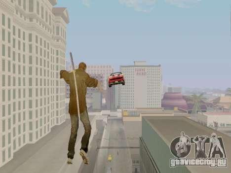 Clay Kaczmarek ACR для GTA San Andreas четвёртый скриншот
