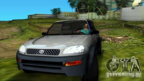 Toyota RAV 4 L 94 Fun Cruiser для GTA Vice City