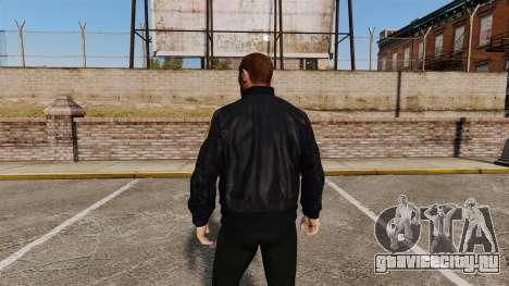 Куртка полицейского для GTA 4 второй скриншот