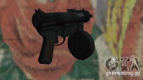 MP5 из Fallout New Vegas для GTA San Andreas второй скриншот