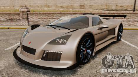Gumpert Apollo S 2011 для GTA 4