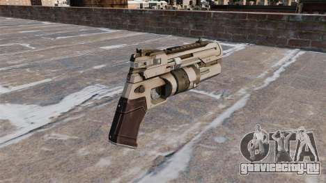 Величественный револьвер для GTA 4 второй скриншот
