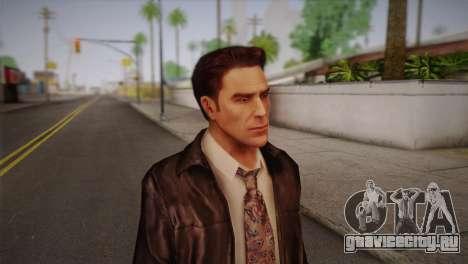 Max Payne Skin для GTA San Andreas третий скриншот
