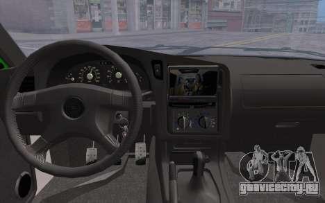 Opel Astra GSI Tuning для GTA San Andreas вид справа