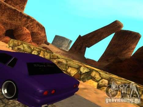 Smooth Camera для GTA San Andreas третий скриншот