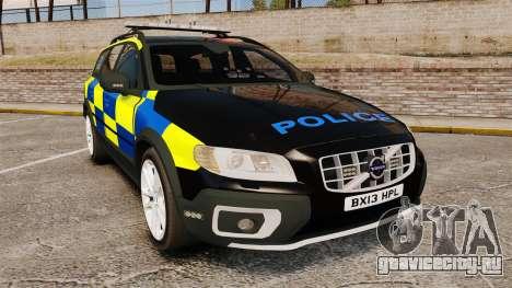 Volvo XC70 Police [ELS] для GTA 4