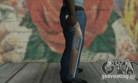 Обрез из Saints Row 2 для GTA San Andreas третий скриншот